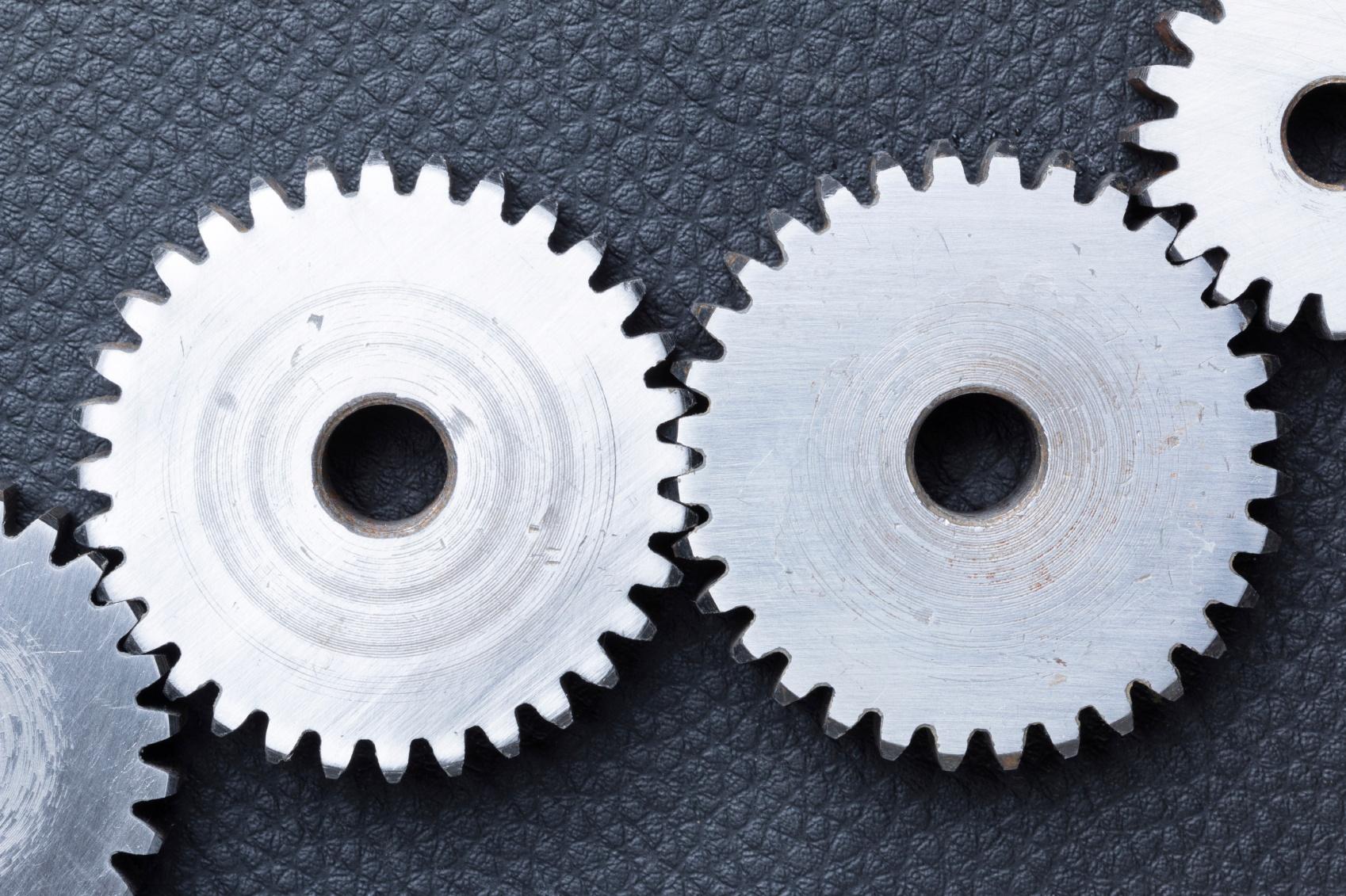 metal gears working