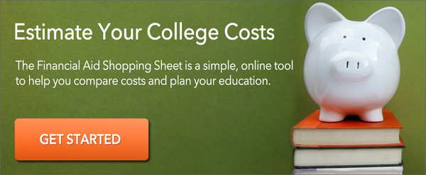 Estimate Your College Costs